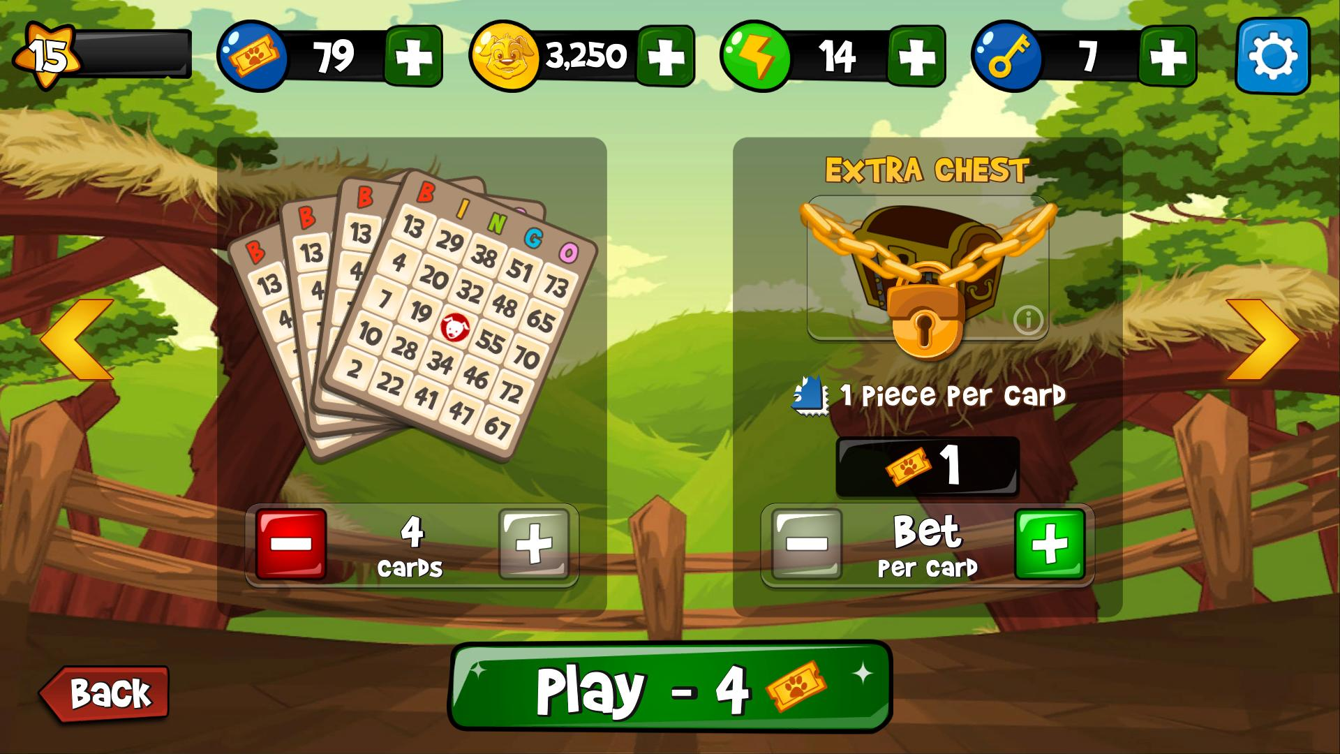 Bingo Abradoodle - Bingo Games Free to Play! 3.0.02 Screenshot 4
