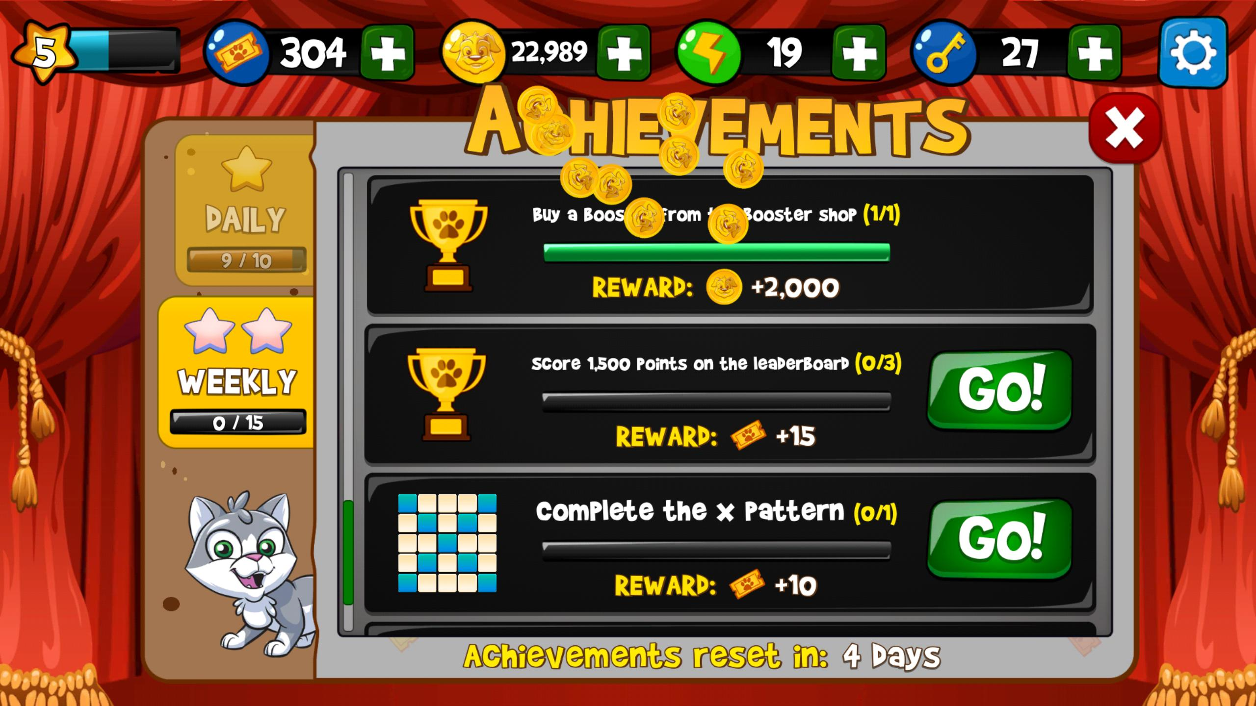 Bingo Abradoodle - Bingo Games Free to Play! 3.0.02 Screenshot 5