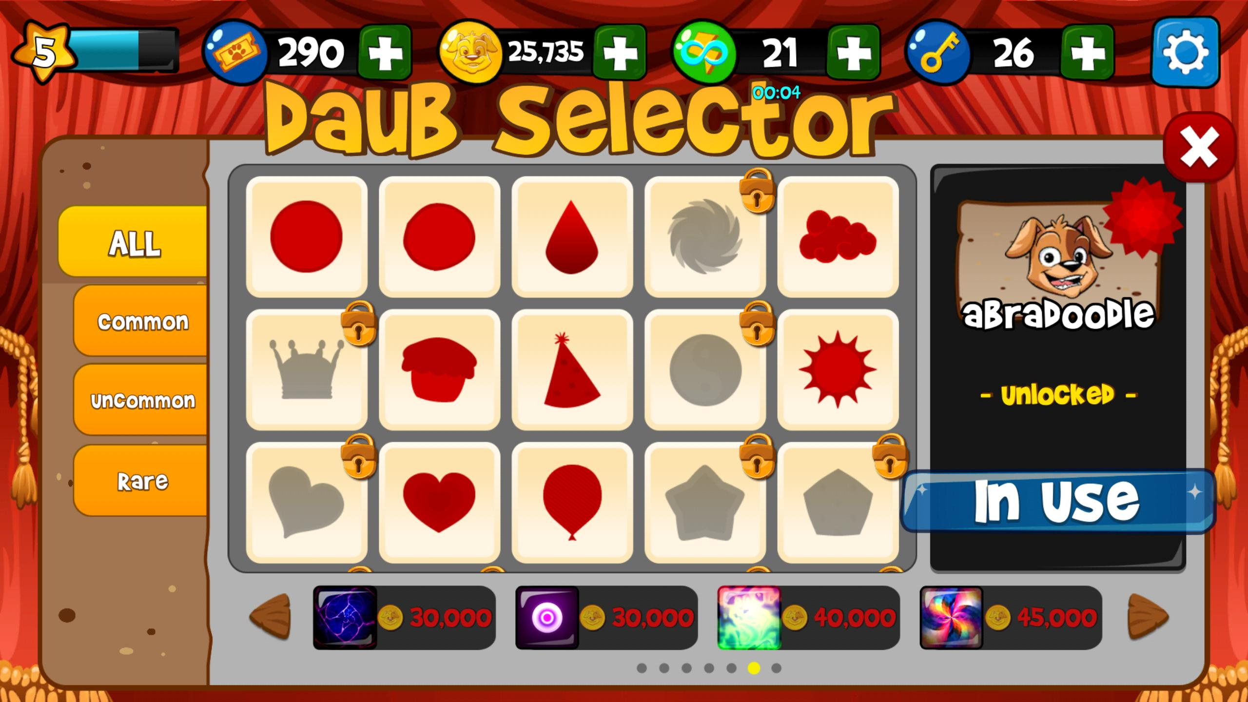 Bingo Abradoodle - Bingo Games Free to Play! 3.0.02 Screenshot 7