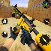 New Counter Terrorist Gun Shooting Game app icon