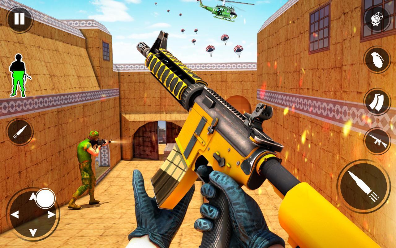 New Counter Terrorist Gun Shooting Game 1.0.5 Screenshot 11