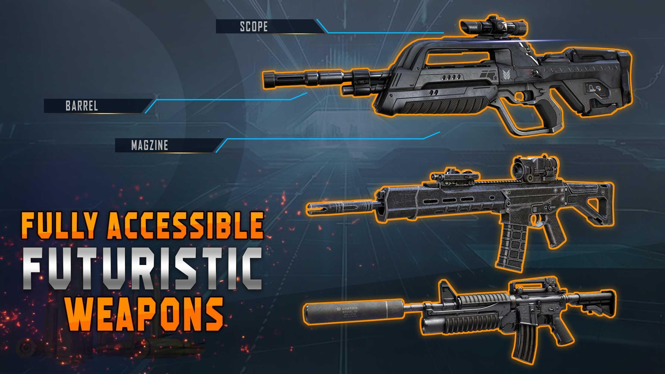 New Counter Terrorist Gun Shooting Game 1.0.5 Screenshot 4