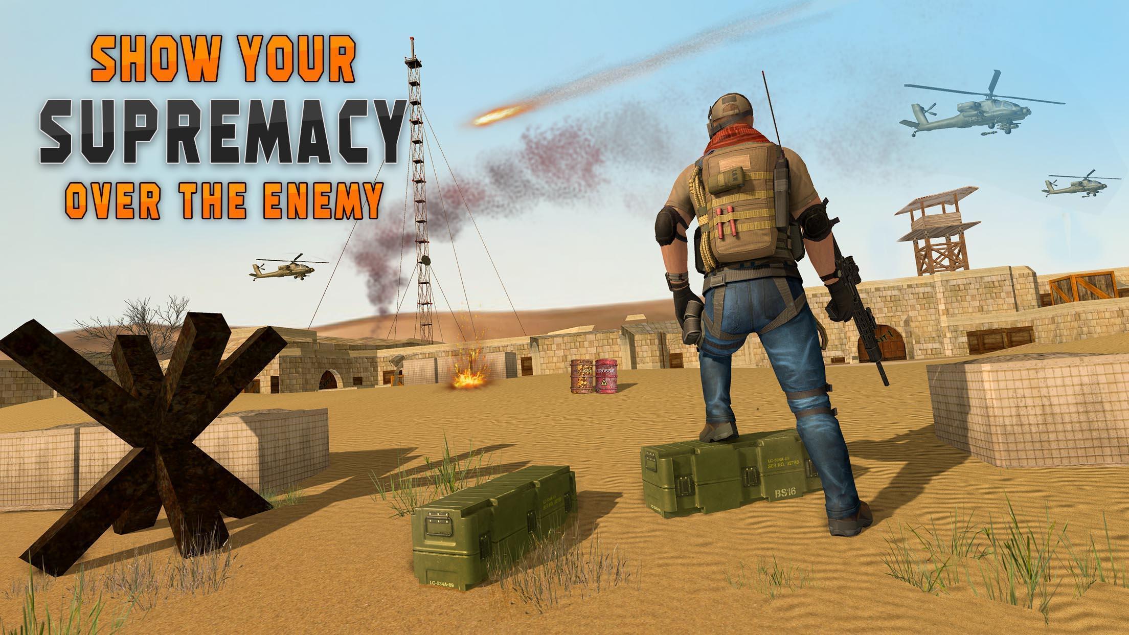 New Counter Terrorist Gun Shooting Game 1.0.5 Screenshot 5