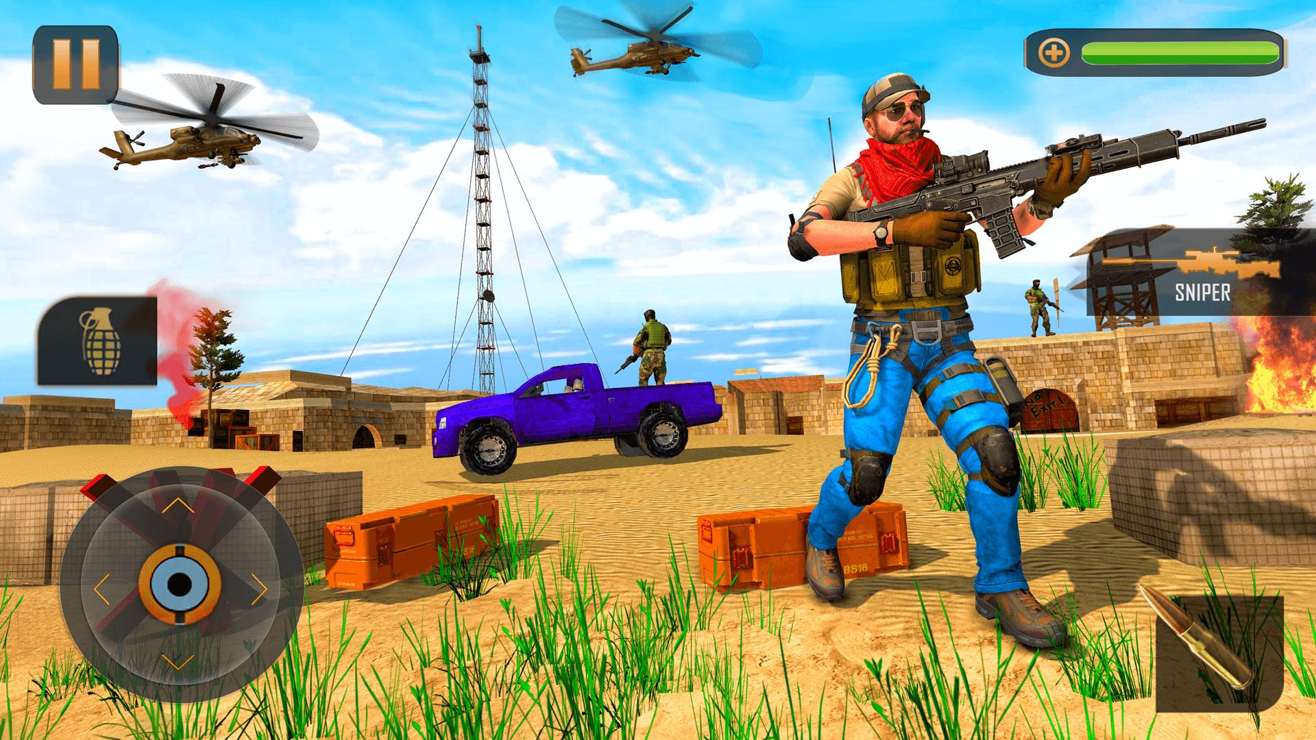 New Counter Terrorist Gun Shooting Game 1.0.5 Screenshot 7