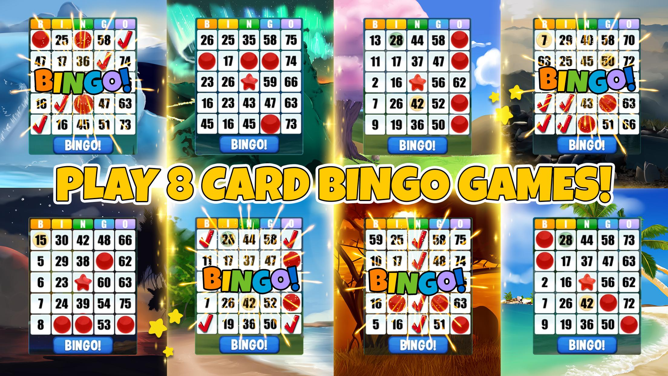 Bingo - Free Bingo Games 2.05.003 Screenshot 1