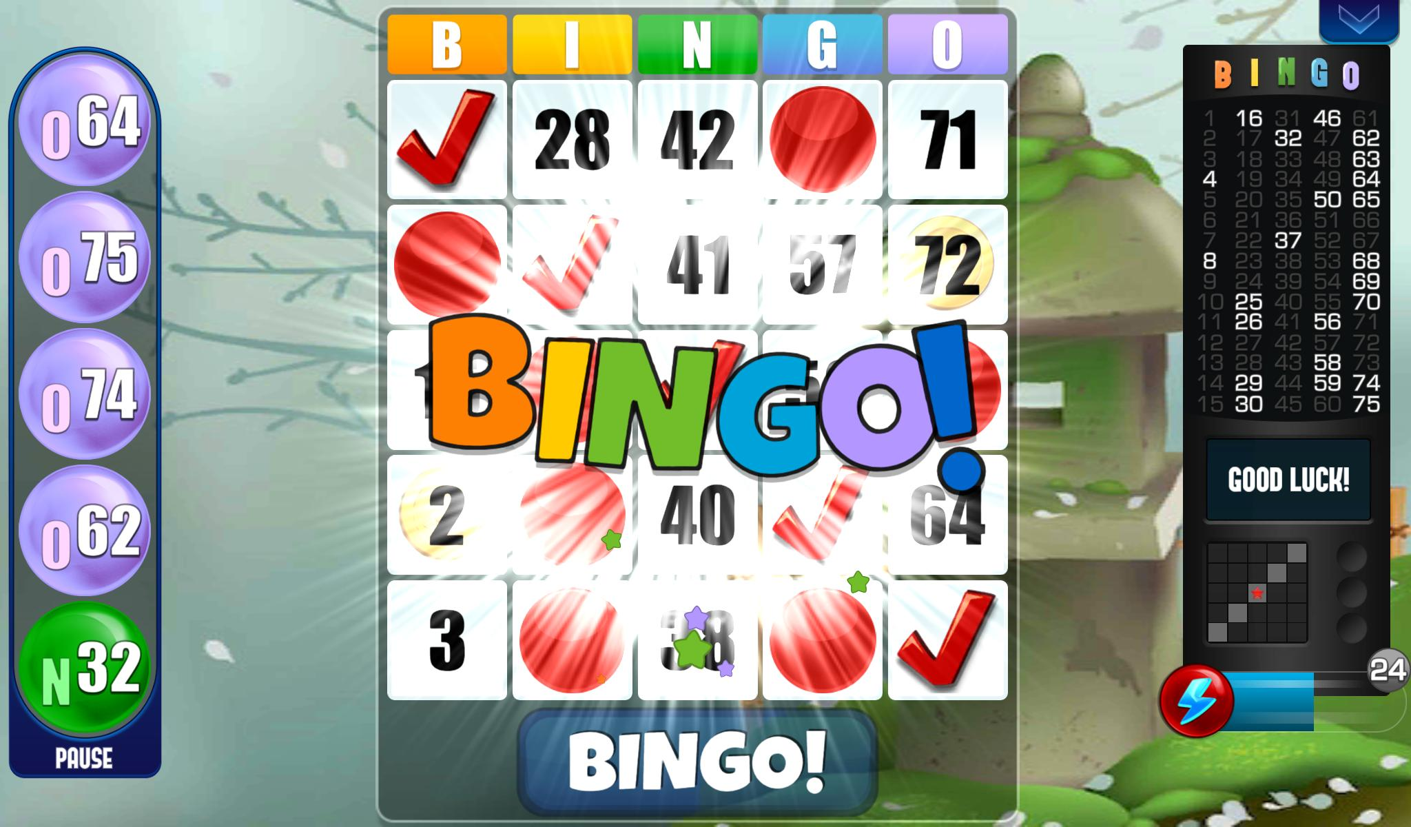 Bingo - Free Bingo Games 2.05.003 Screenshot 5