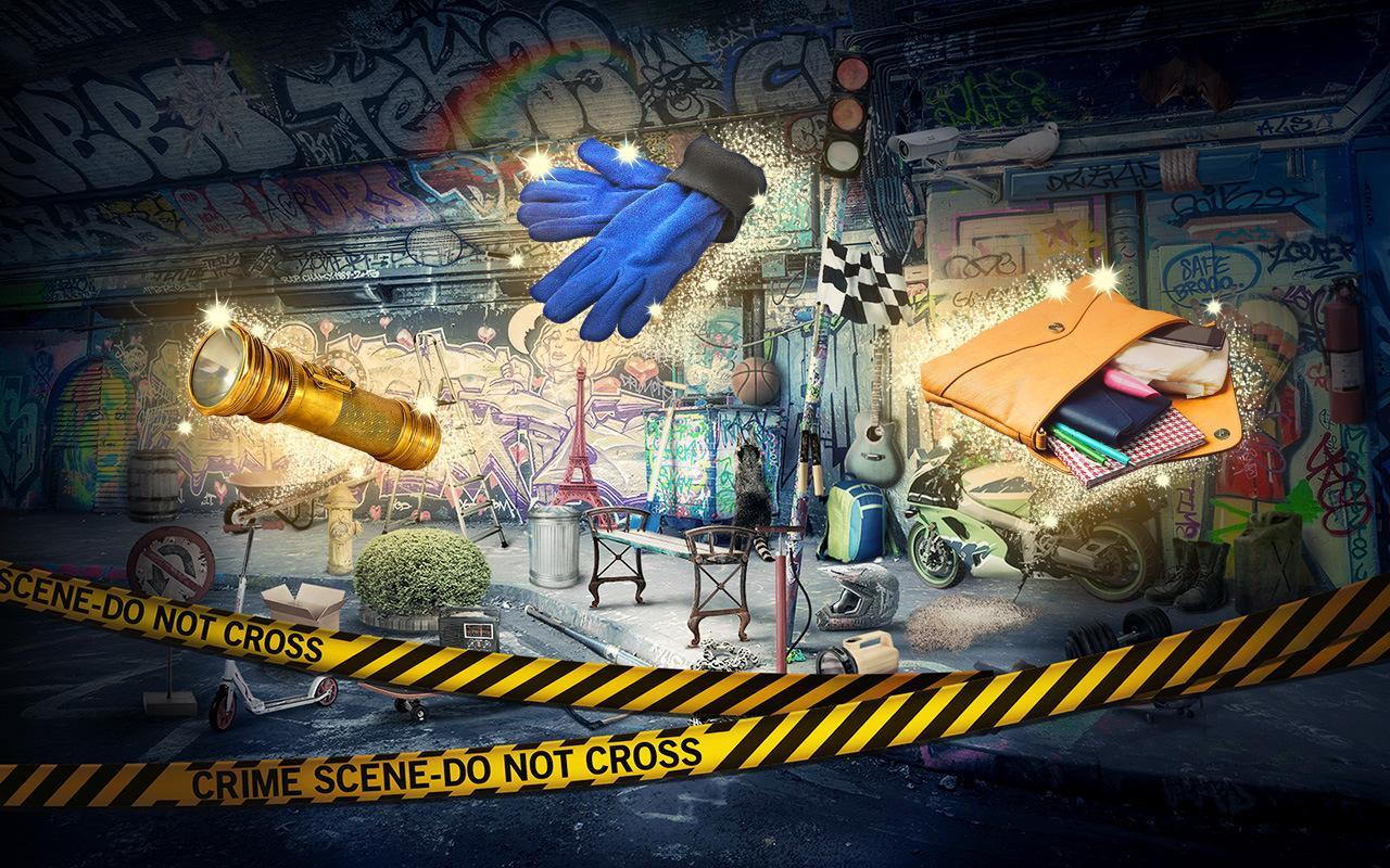 WTF Detective Hidden Object Mystery Cases 1.10.14 Screenshot 3