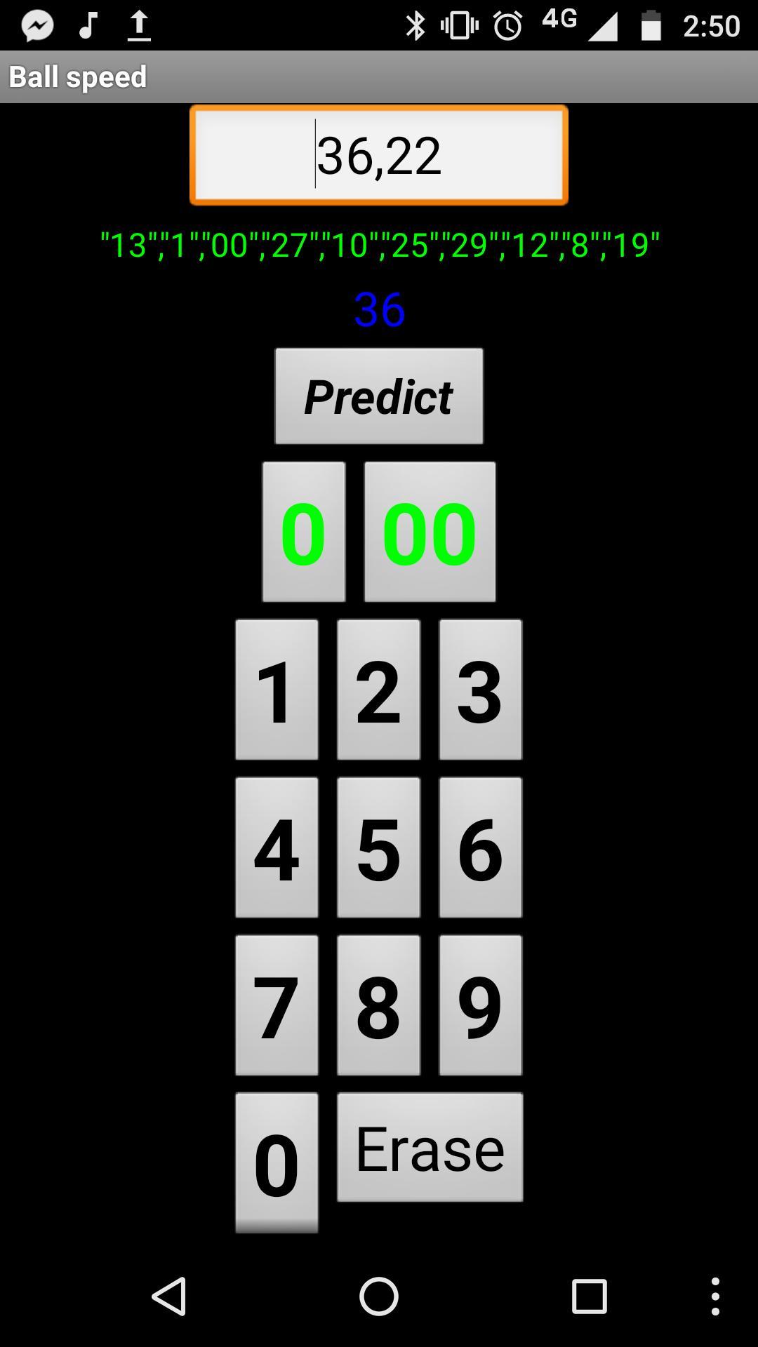 Ball Speed Lite Version 2.0 Screenshot 1