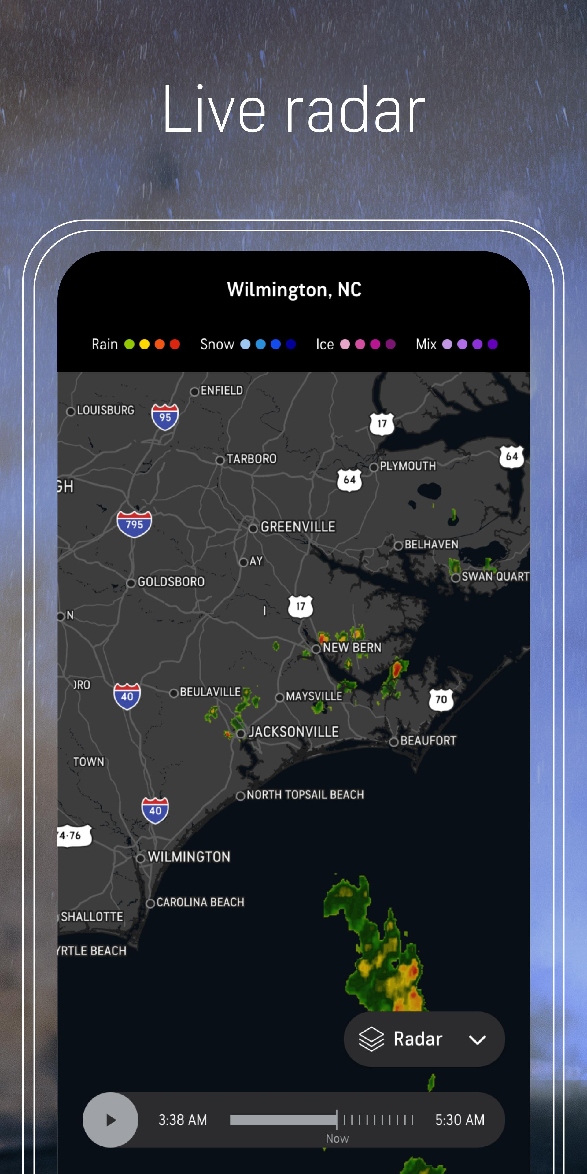 AccuWeather Live local weather forecast & alerts 7.5.0-12-google Screenshot 5