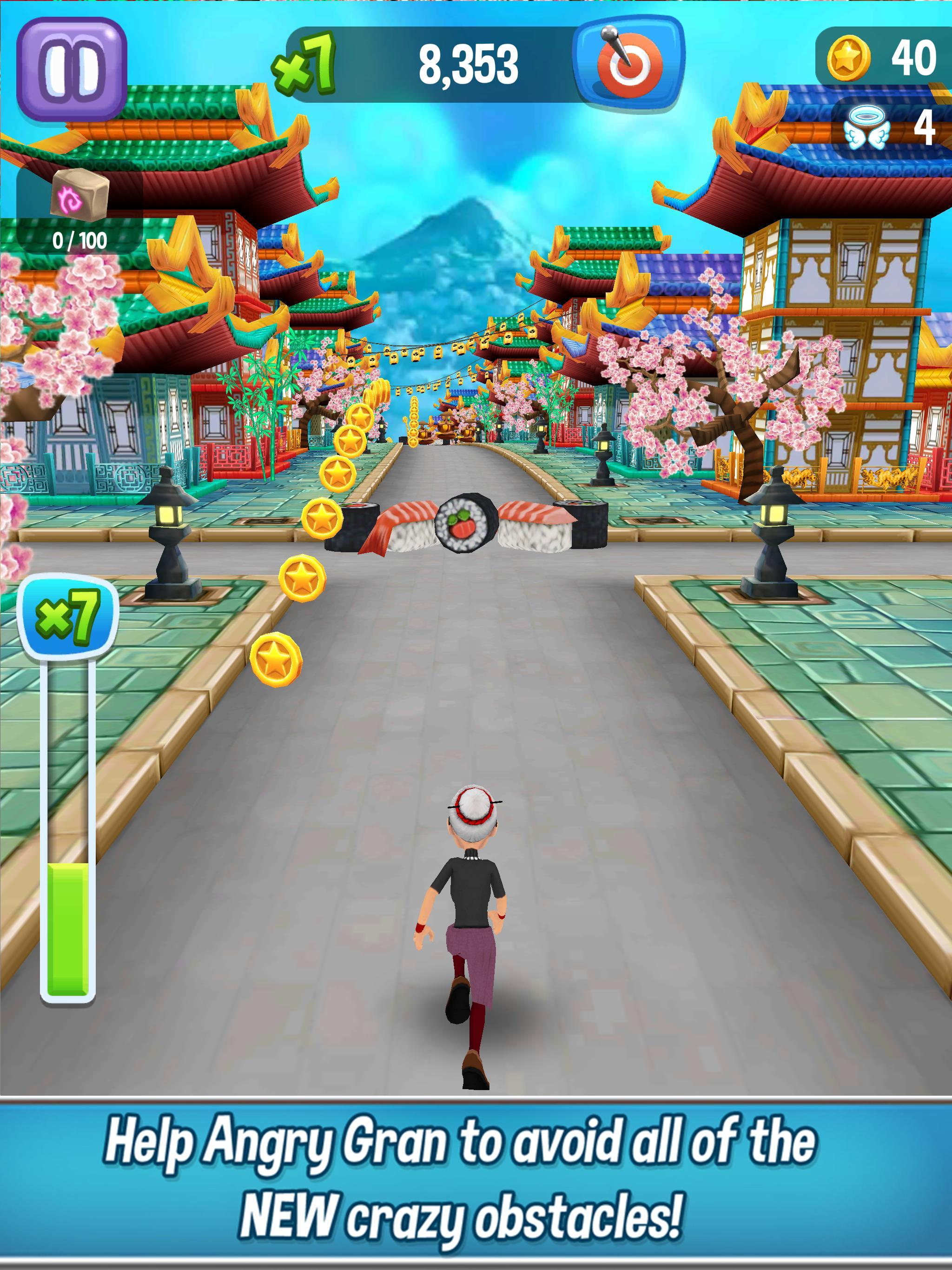 Angry Gran Run Running Game 2.12.1 Screenshot 10
