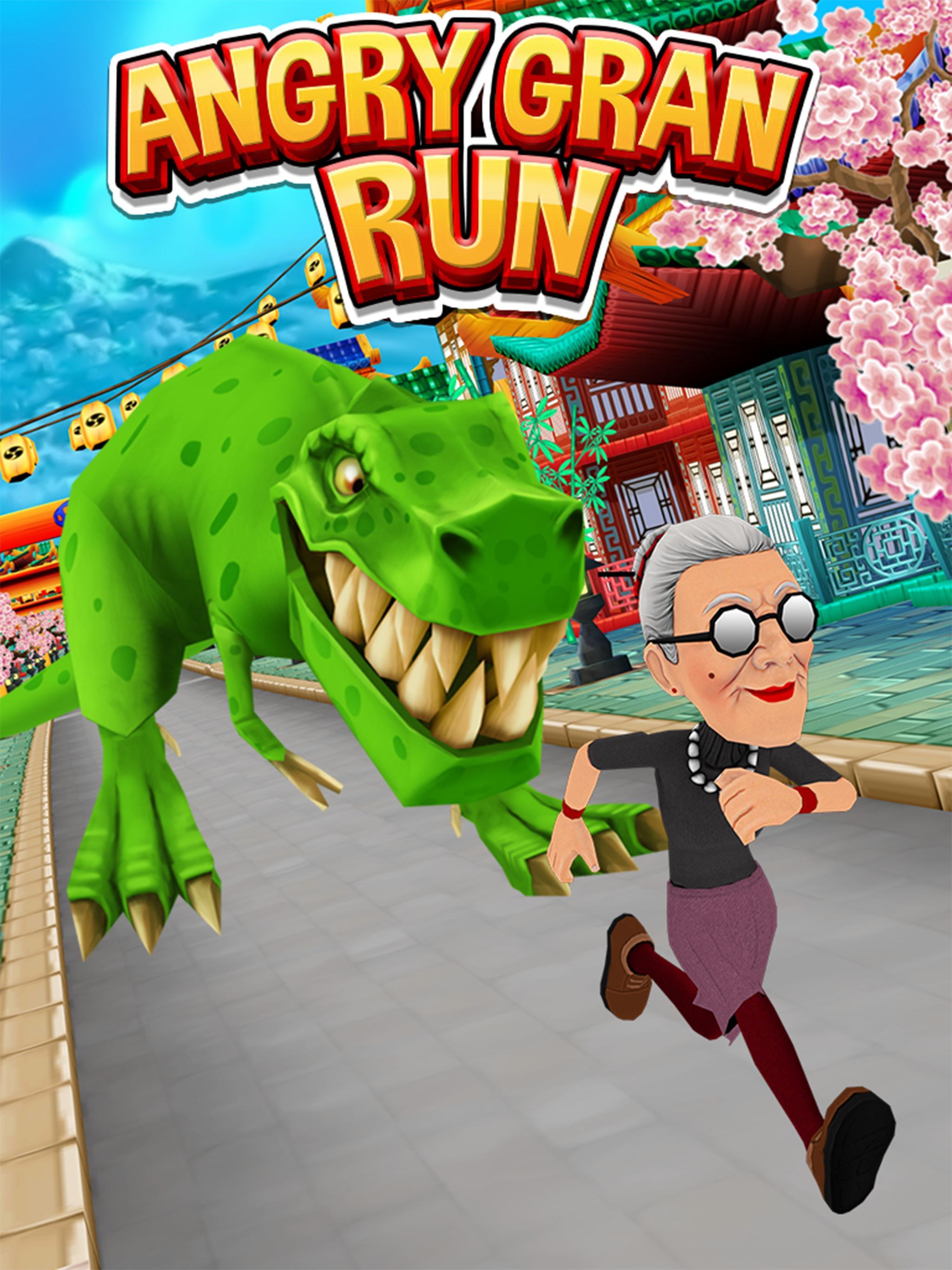 Angry Gran Run Running Game 2.12.1 Screenshot 11