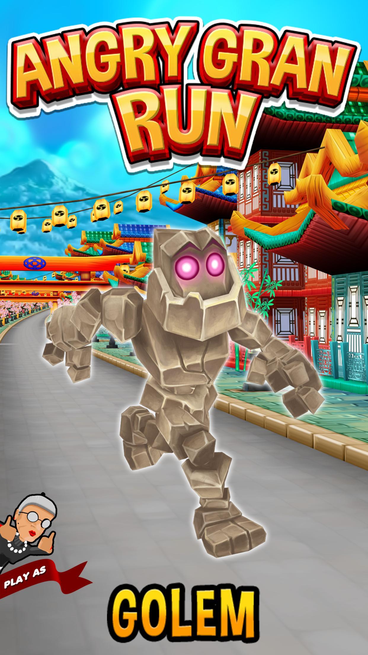 Angry Gran Run Running Game 2.12.1 Screenshot 3