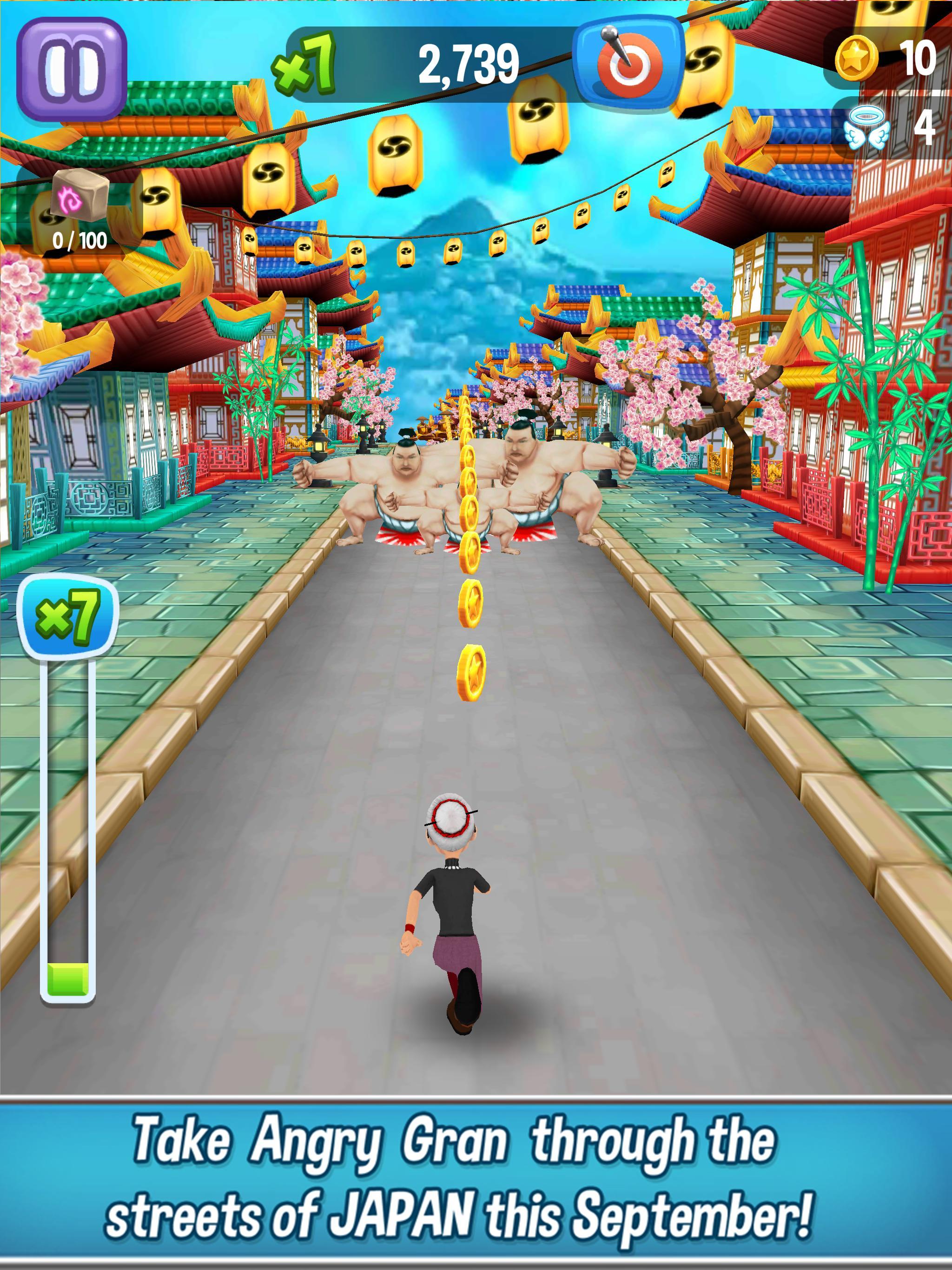Angry Gran Run Running Game 2.12.1 Screenshot 7