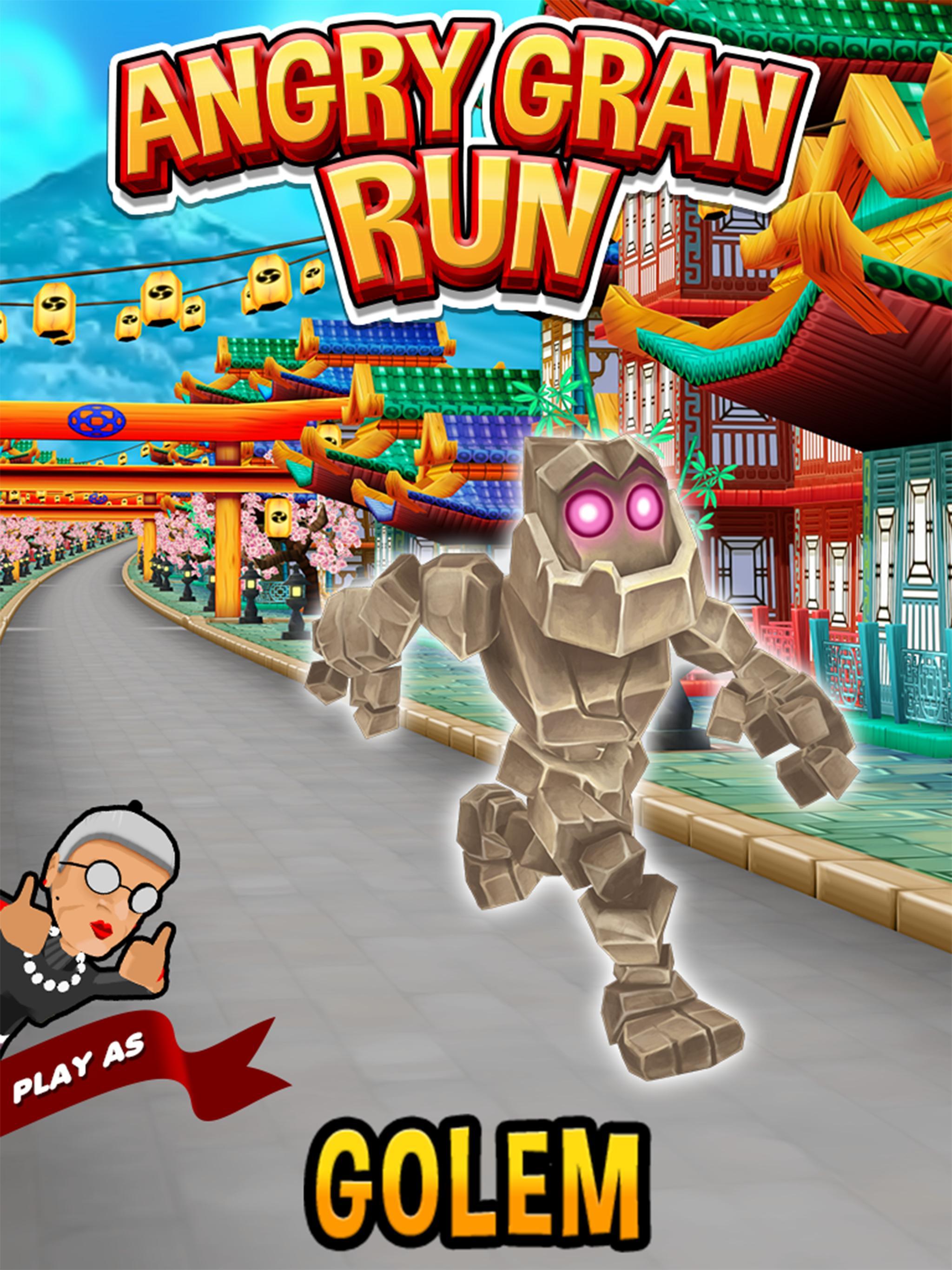 Angry Gran Run Running Game 2.12.1 Screenshot 8