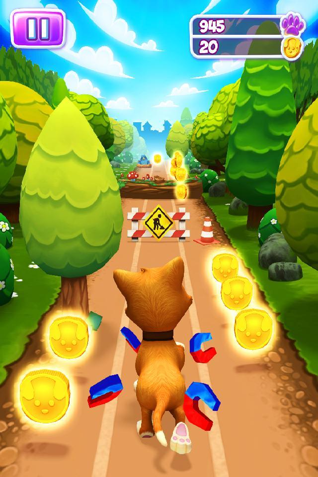 Pet Run Puppy Dog Game 1.4.10 Screenshot 1