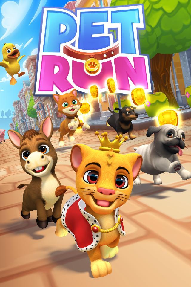 Pet Run Puppy Dog Game 1.4.10 Screenshot 2