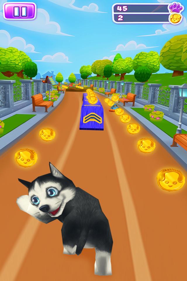 Pet Run Puppy Dog Game 1.4.10 Screenshot 3