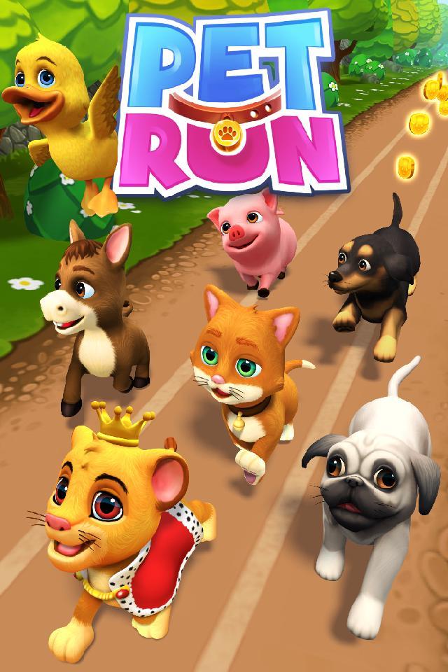 Pet Run Puppy Dog Game 1.4.10 Screenshot 4
