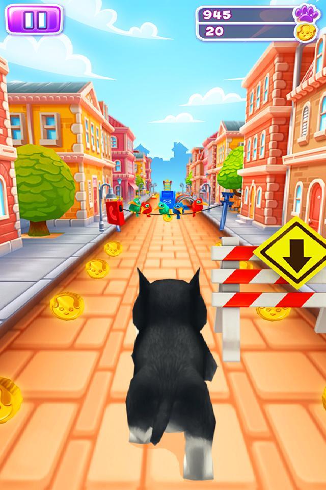 Pet Run Puppy Dog Game 1.4.10 Screenshot 5