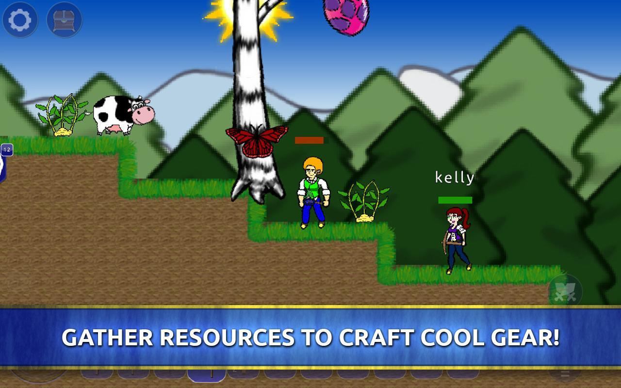 The HinterLands: Mining Game 0.448 Screenshot 11