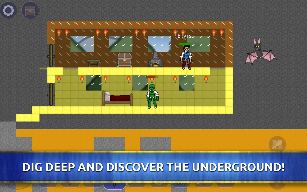 The HinterLands: Mining Game 0.448 Screenshot 12