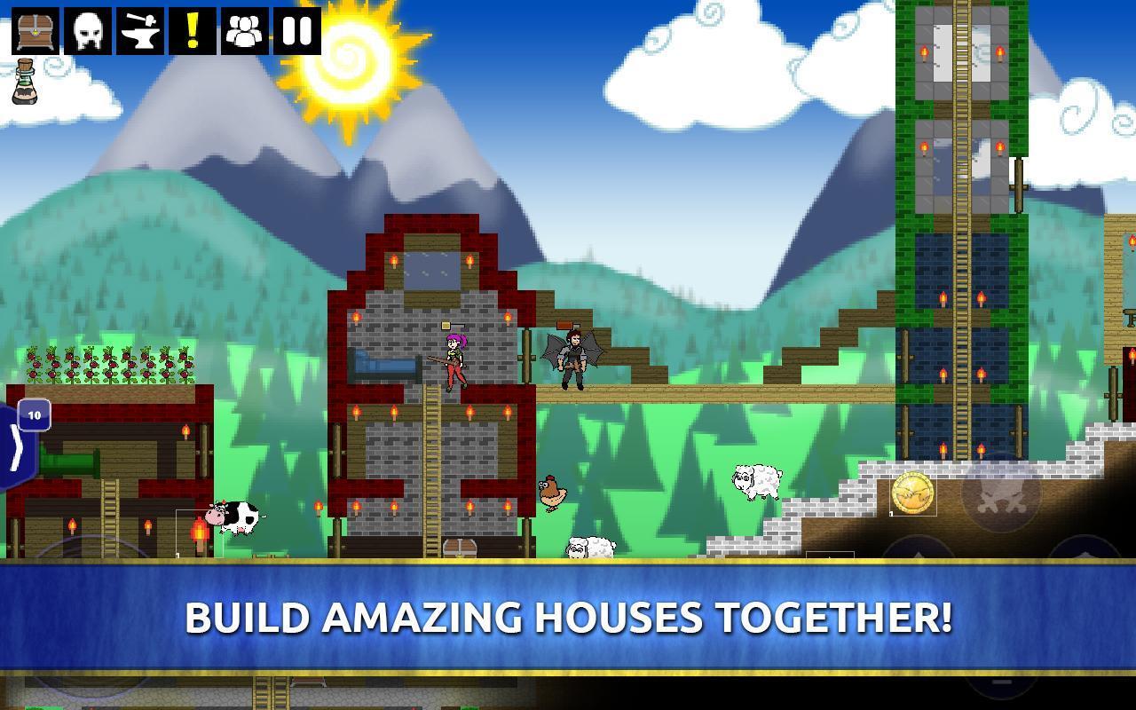 The HinterLands: Mining Game 0.448 Screenshot 2