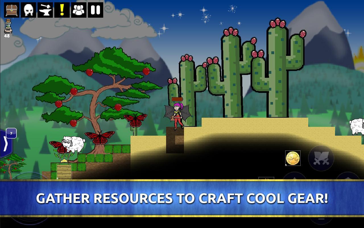 The HinterLands: Mining Game 0.448 Screenshot 5
