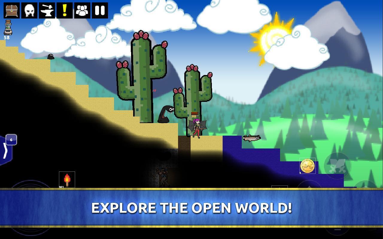 The HinterLands: Mining Game 0.448 Screenshot 6