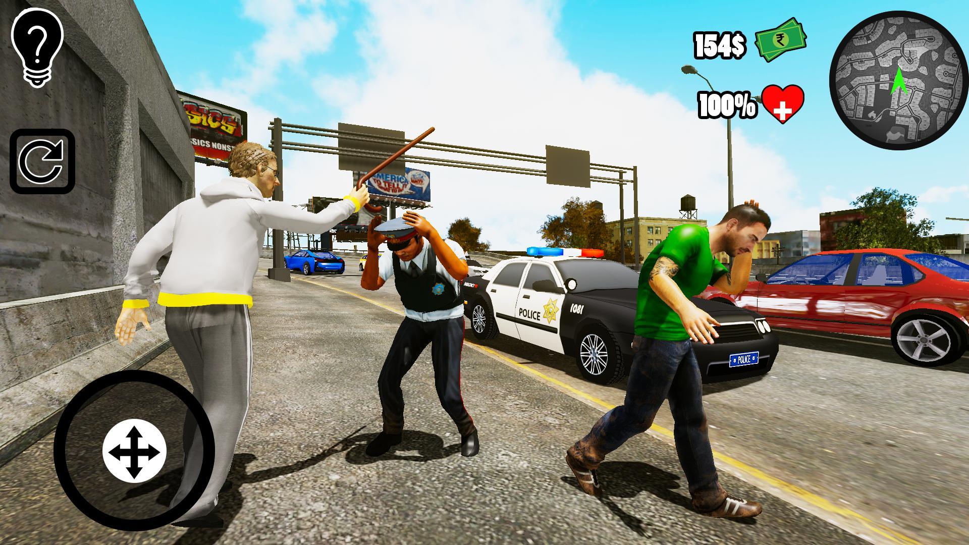 San Andreas Angry Grandpa 1.0 Screenshot 1