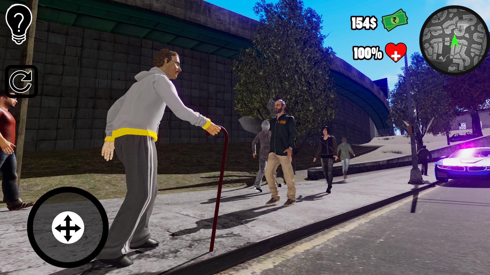 San Andreas Angry Grandpa 1.0 Screenshot 2