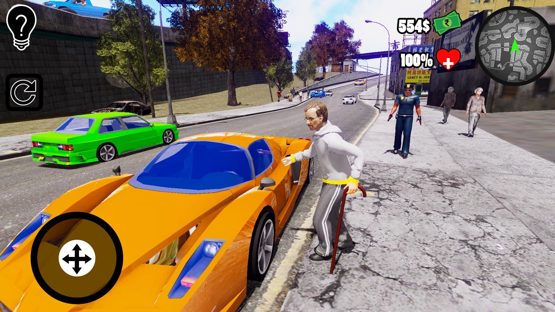 San Andreas Angry Grandpa 1.0 Screenshot 3