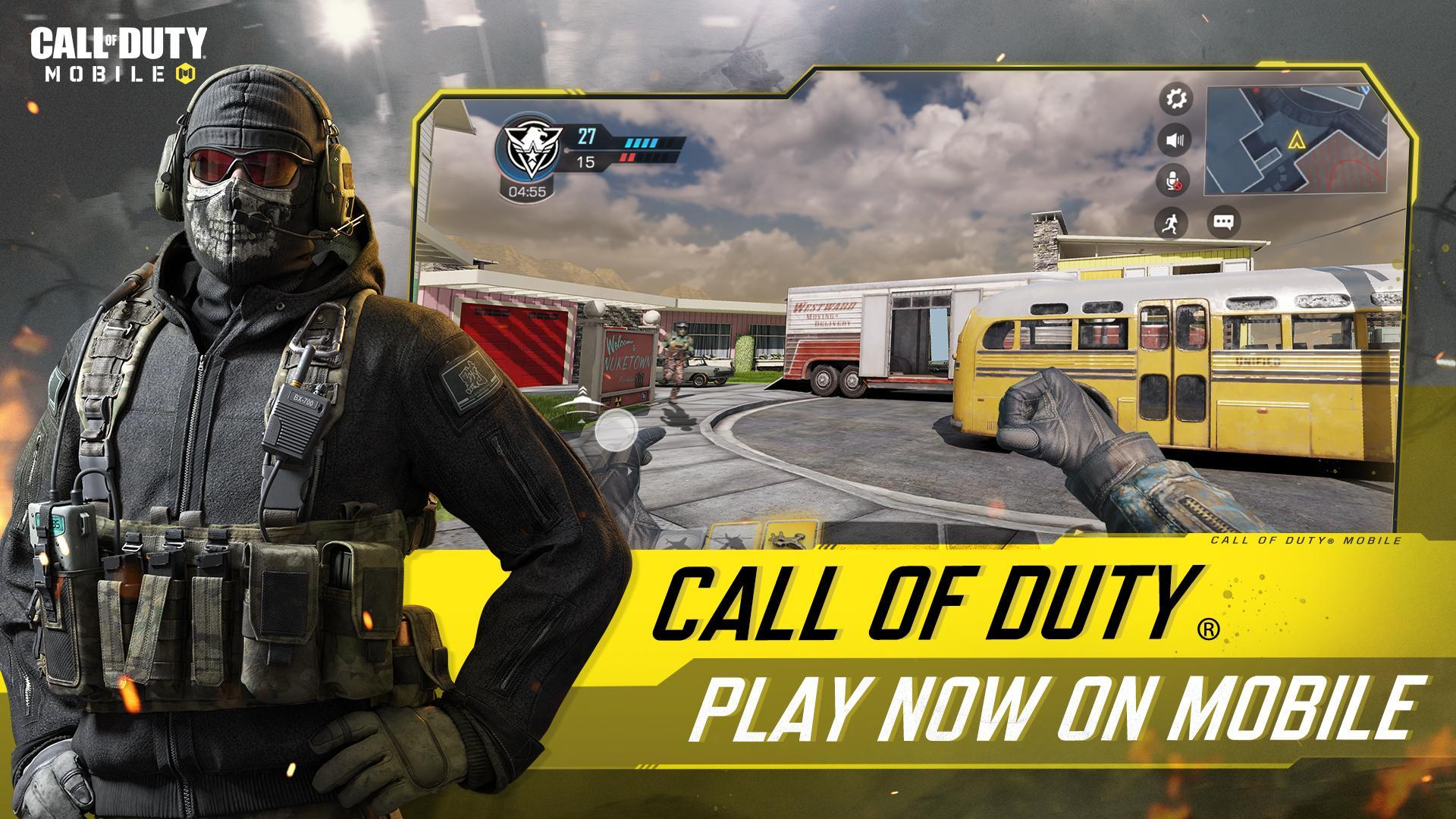 Call of Duty®: Mobile 1.0.17 Screenshot 1
