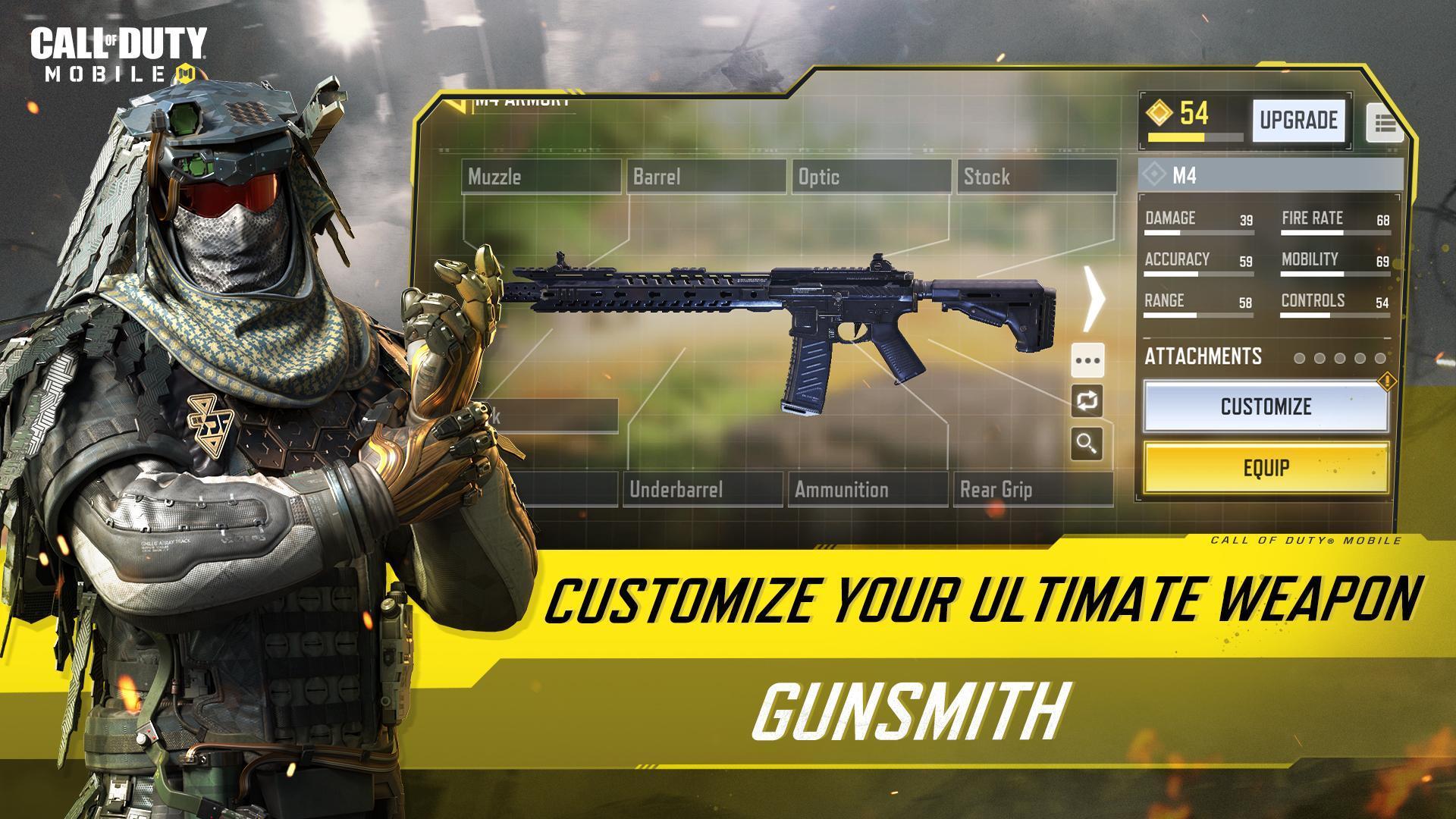 Call of Duty®: Mobile 1.0.17 Screenshot 2