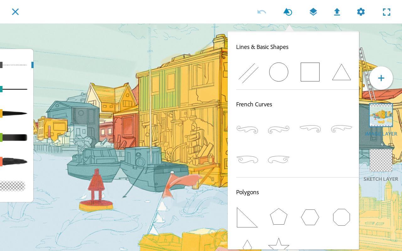 Adobe Photoshop Sketch 2.2.302 Screenshot 17