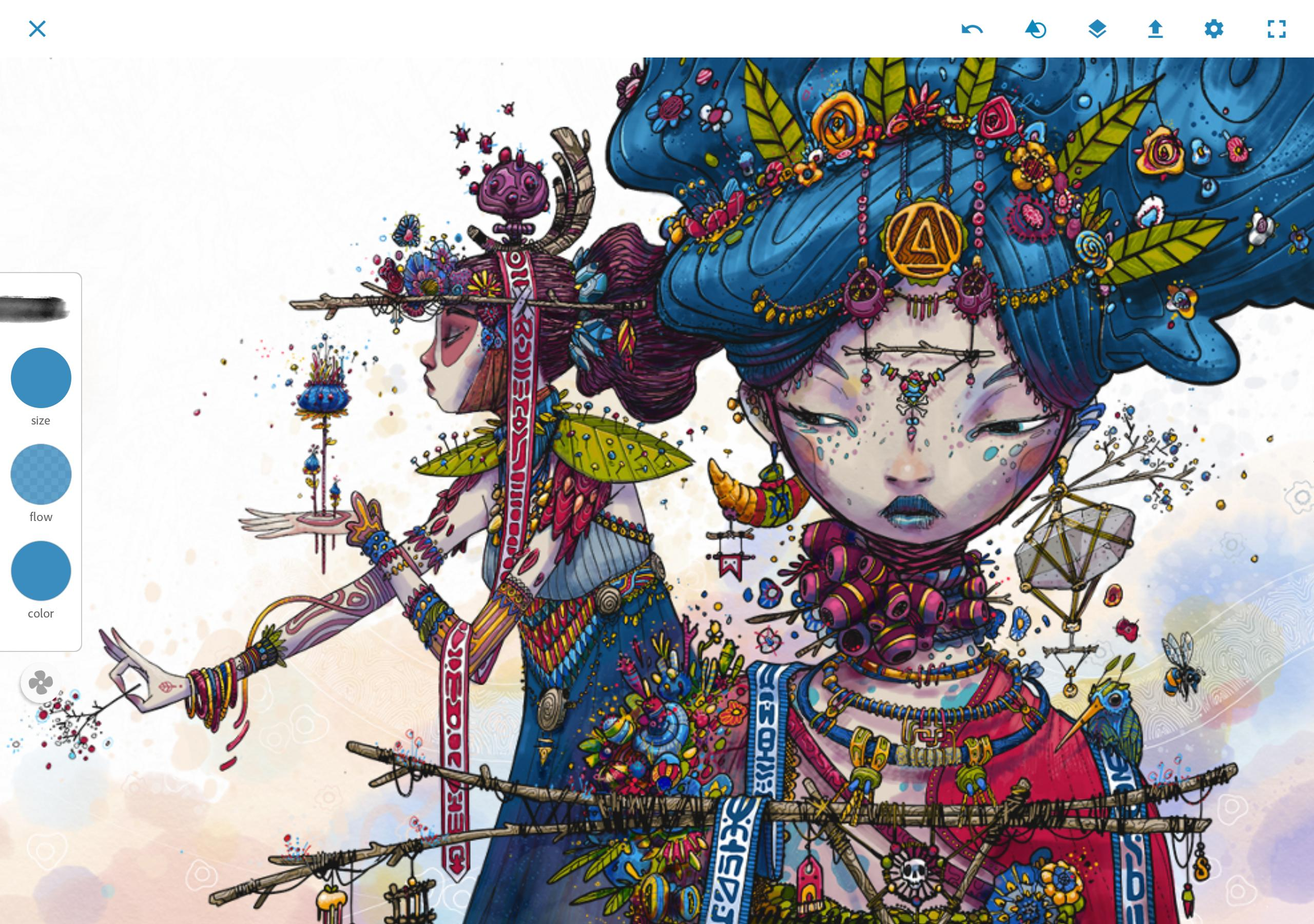 Adobe Photoshop Sketch 2.2.302 Screenshot 7