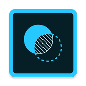 Adobe Photoshop Mix Cut-out, Combine, Create app icon