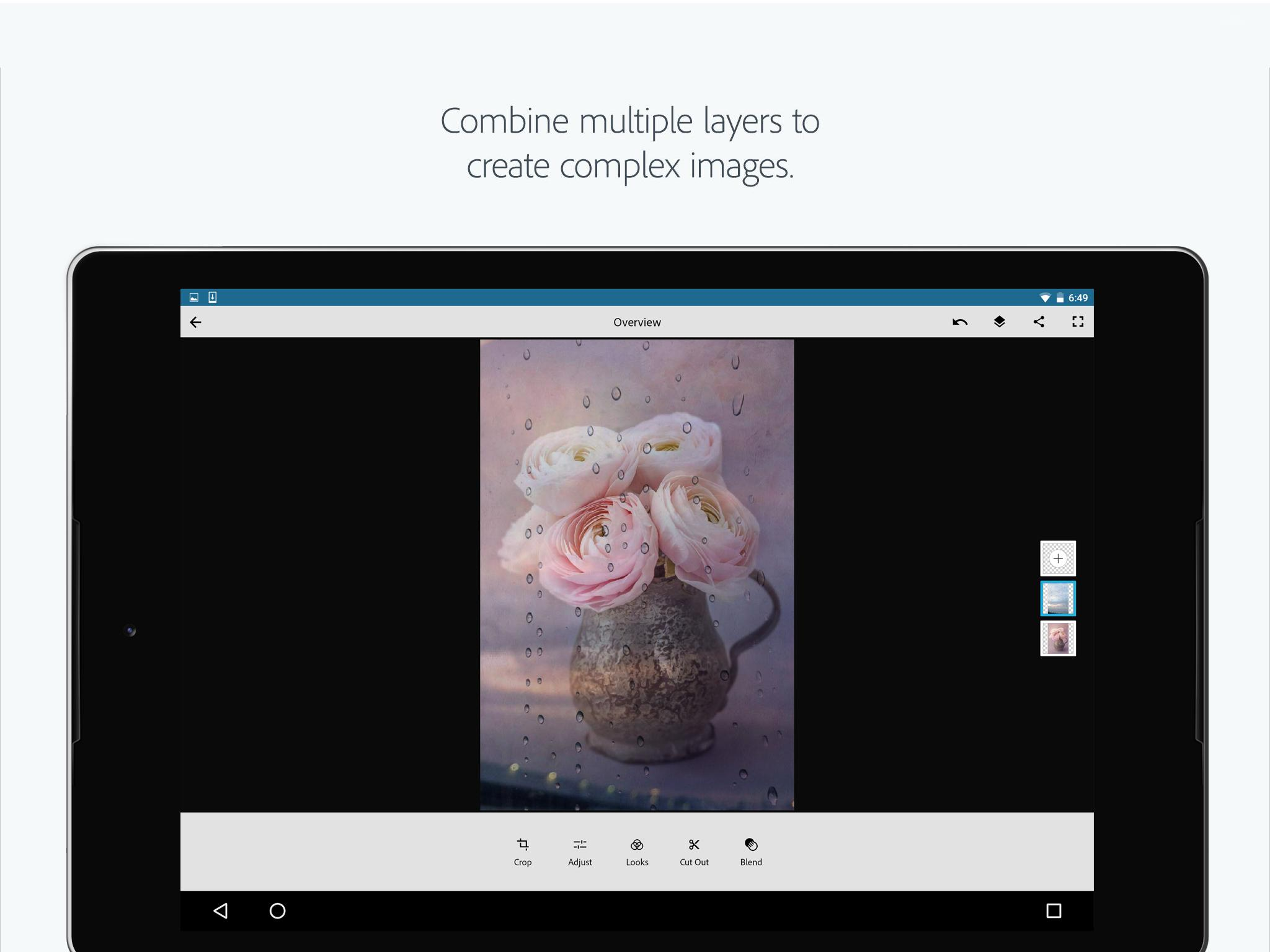 Adobe Photoshop Mix Cut-out, Combine, Create 2.6.2.393 Screenshot 8
