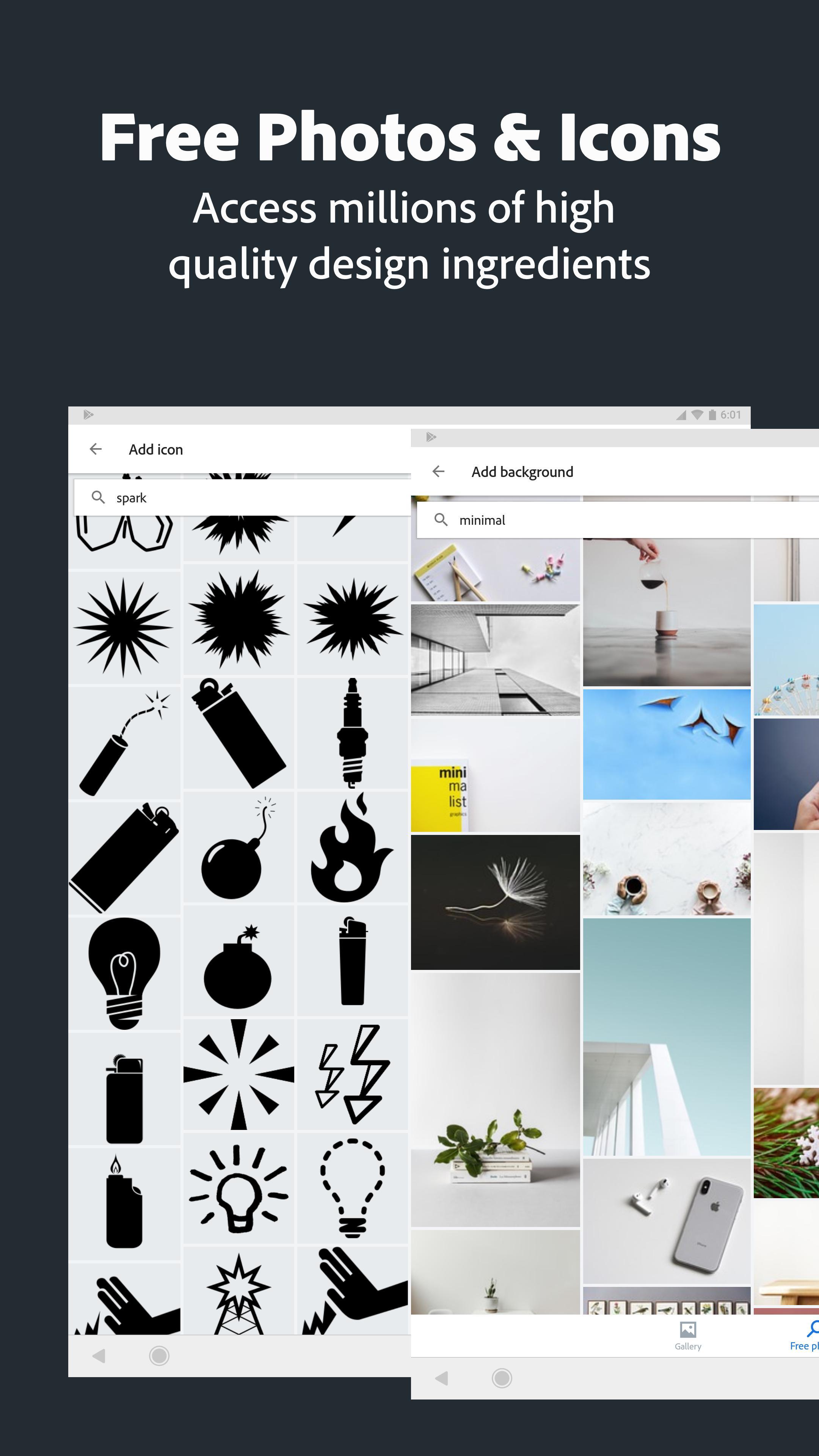 Adobe Spark Post: Graphic design made easy 4.6.0 Screenshot 16