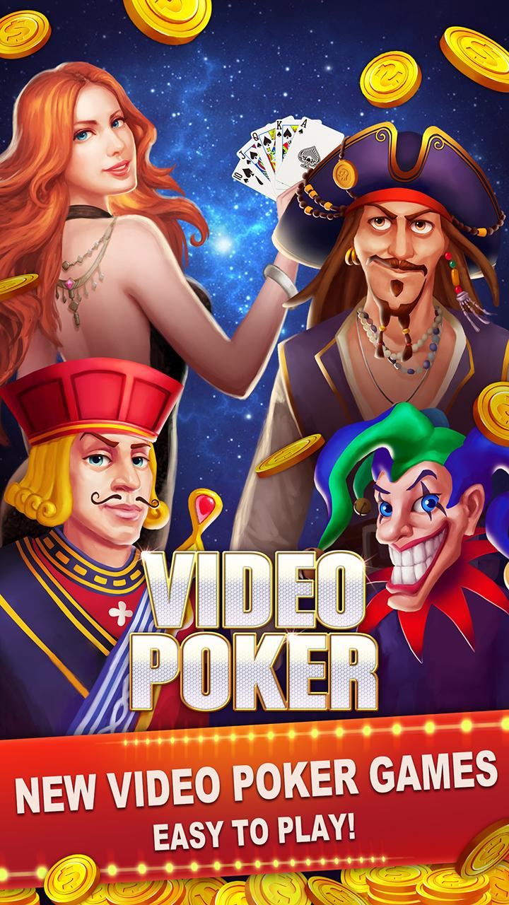 Video Poker!! 1.6.6 Screenshot 1