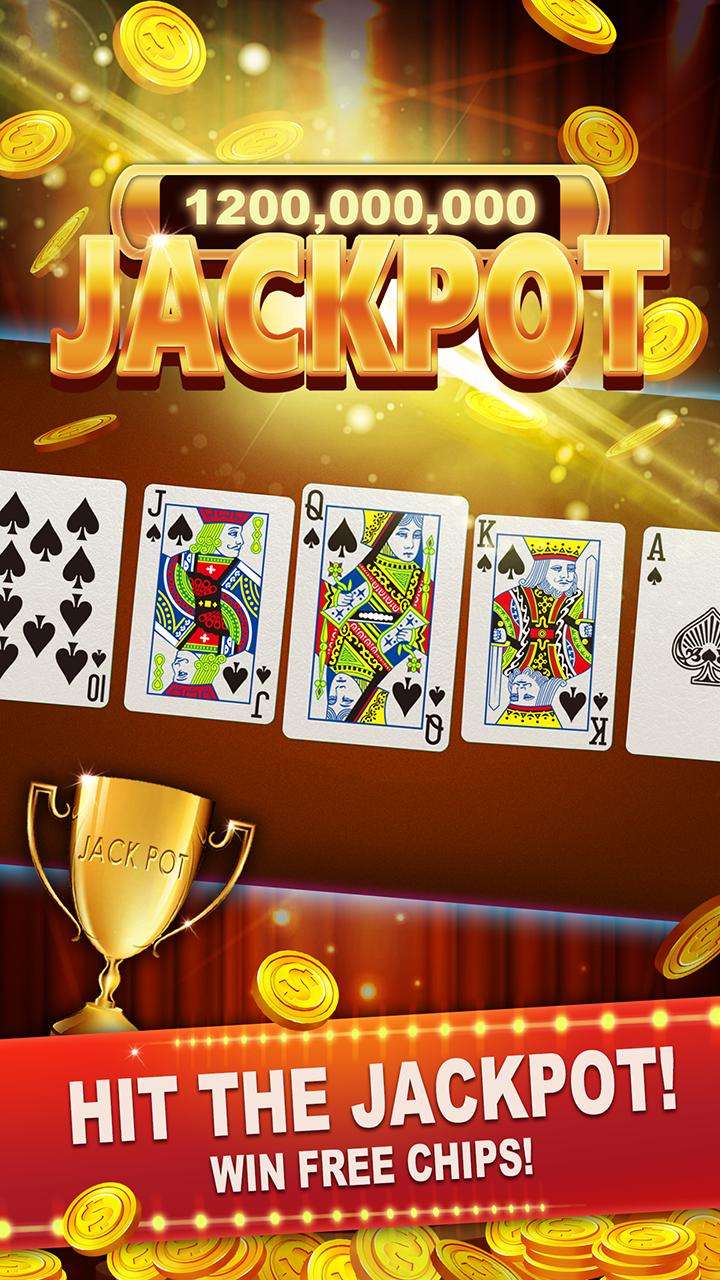 Video Poker!! 1.6.6 Screenshot 3