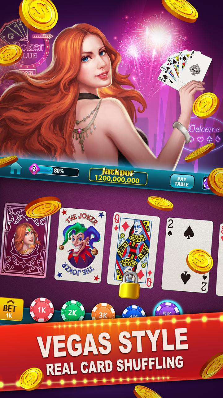 Video Poker!! 1.6.6 Screenshot 6