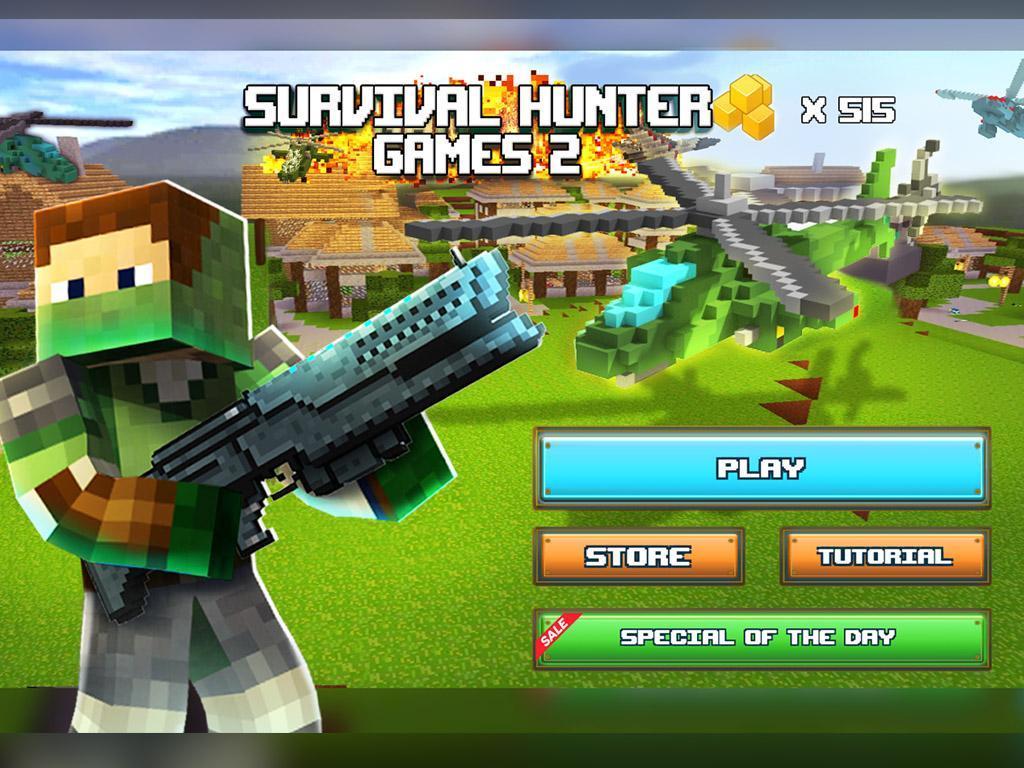 The Survival Hunter Games 2 1.136 Screenshot 11