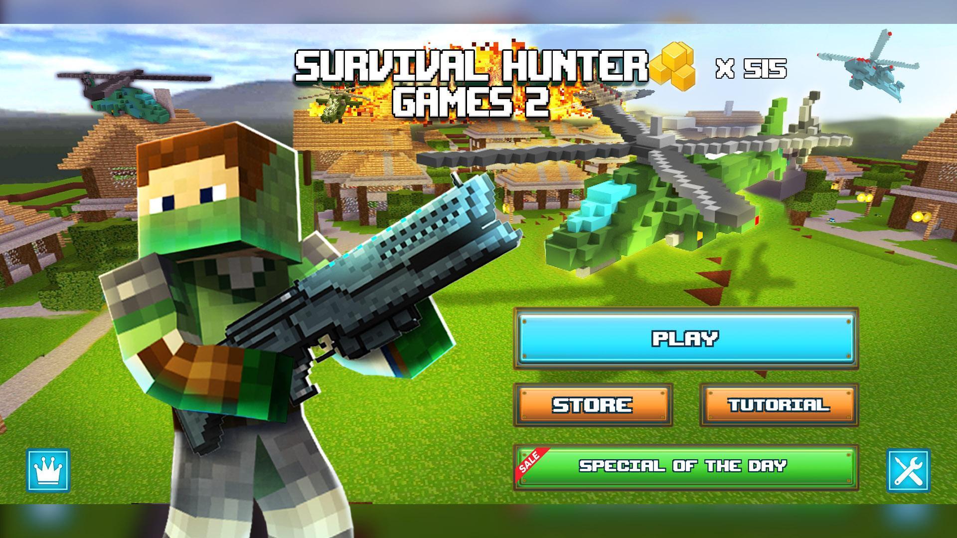 The Survival Hunter Games 2 1.136 Screenshot 4