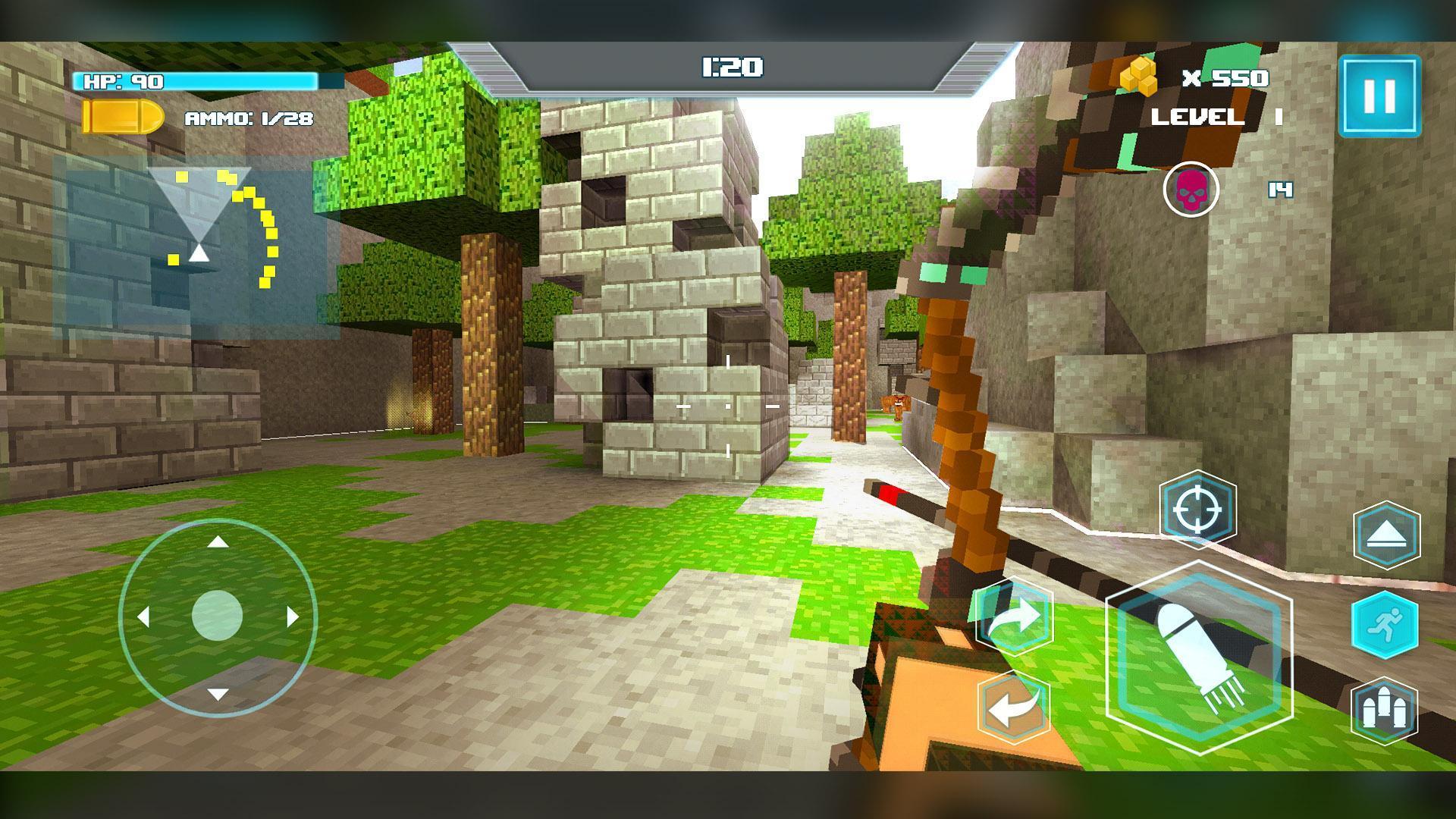 The Survival Hunter Games 2 1.136 Screenshot 5