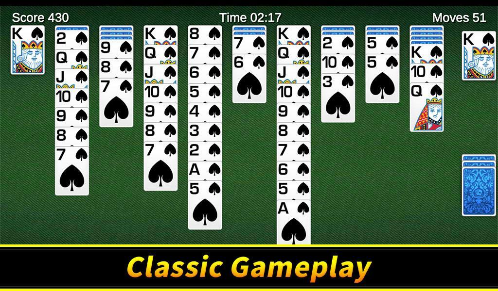 Spider Solitaire 1.10.4.203 Screenshot 11