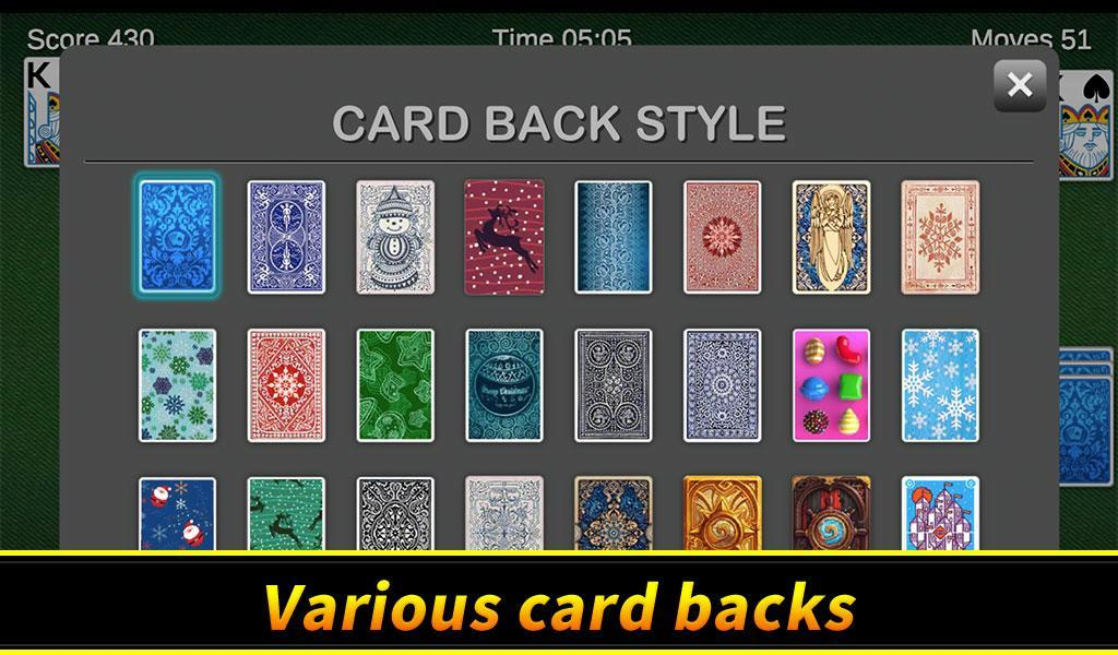 Spider Solitaire 1.10.4.203 Screenshot 14
