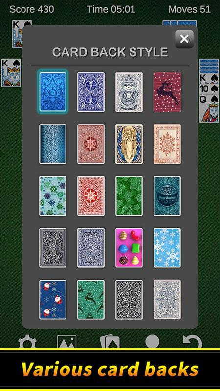 Spider Solitaire 1.10.4.203 Screenshot 4