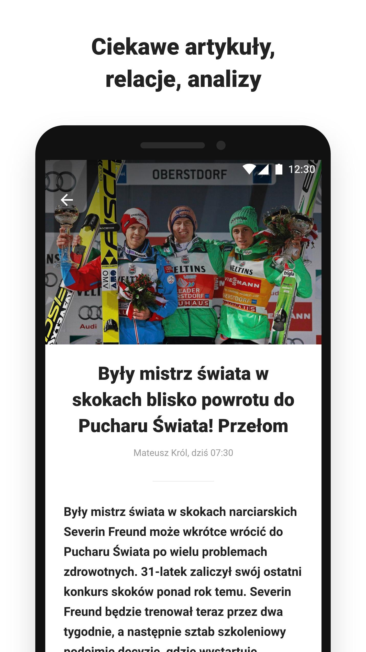 Sport.pl LIVE 3.4.10.0 Screenshot 2