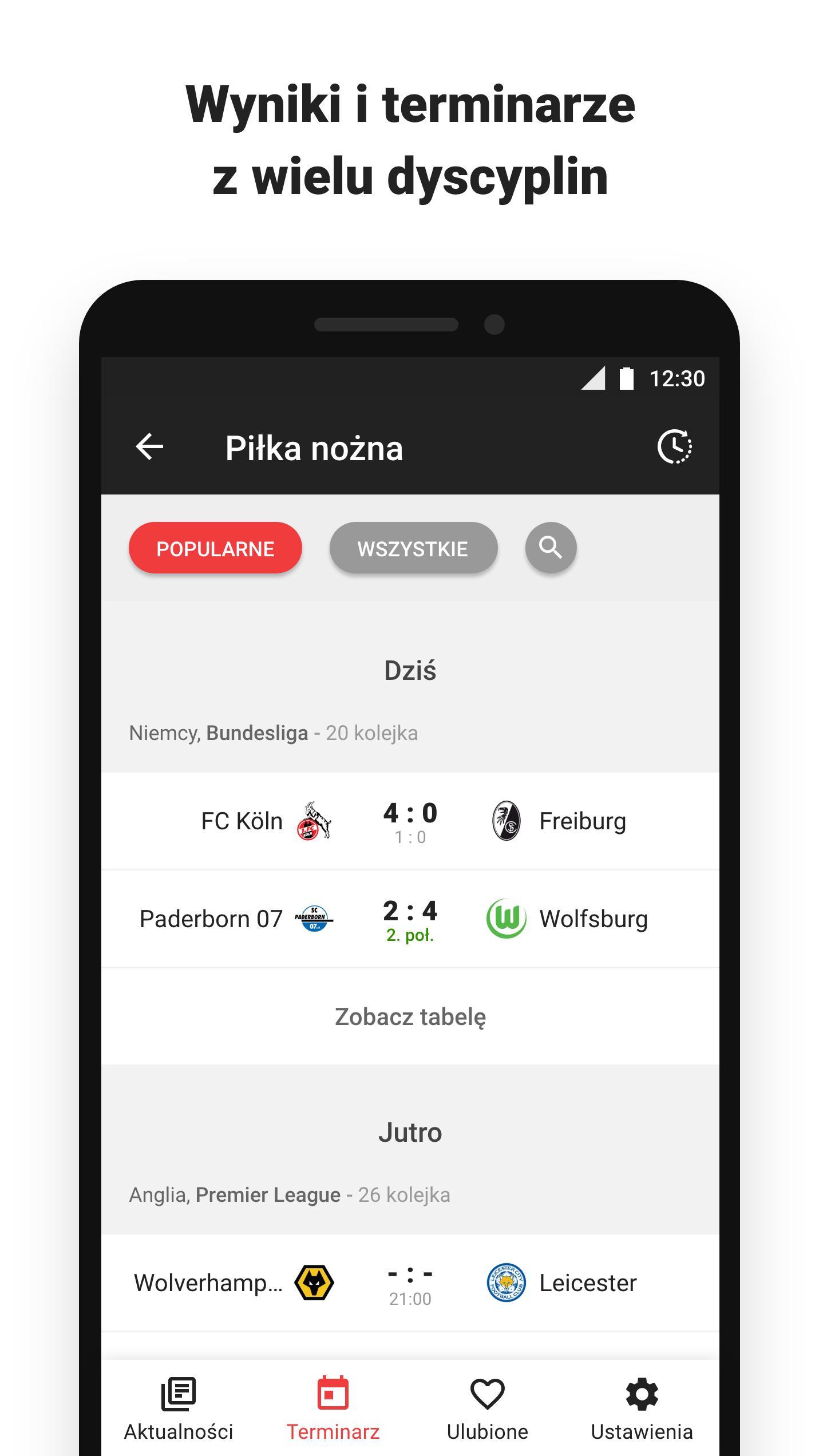 Sport.pl LIVE 3.4.10.0 Screenshot 3