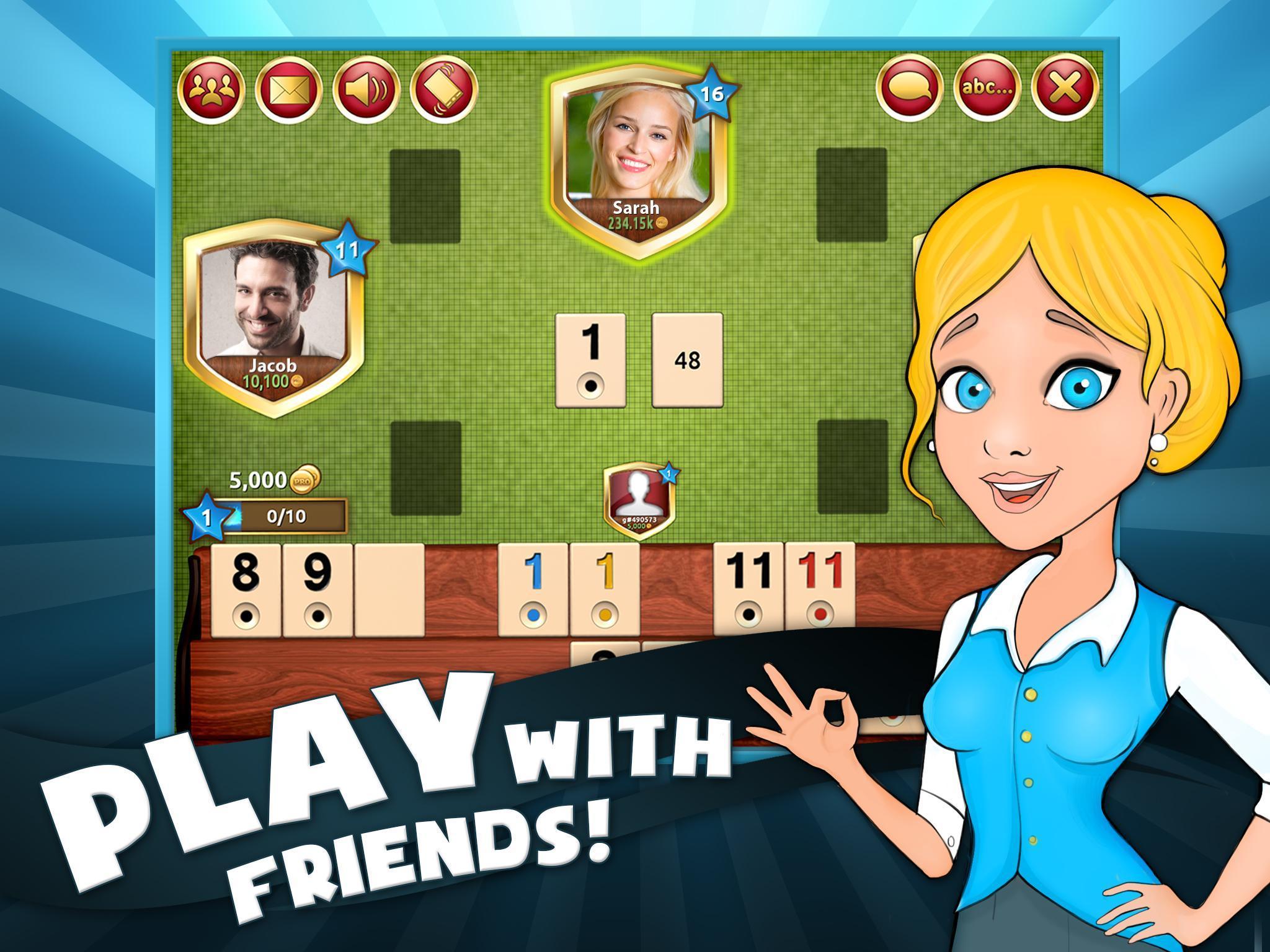 Okey Pro 1.370 Screenshot 5